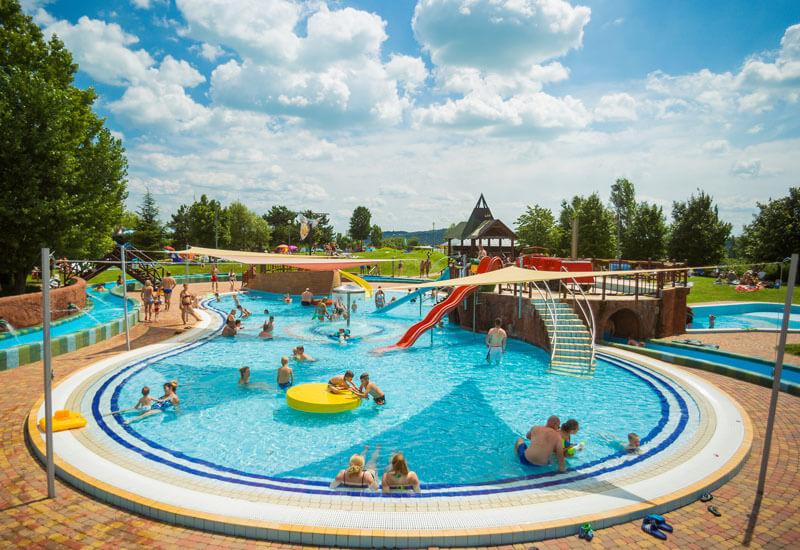 Annagora Aquapark - élményfürdő Balaton északi partján