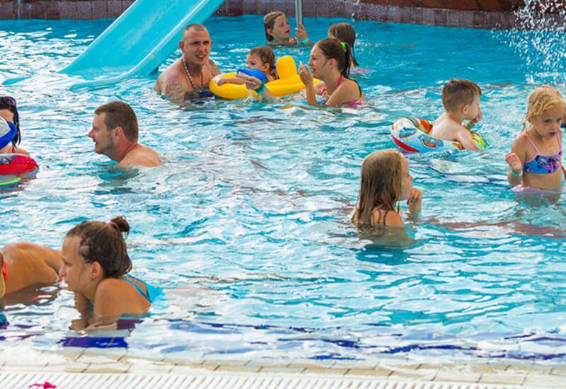 Annagora Aquapark - gyermek hullámmedence Balatonfüreden