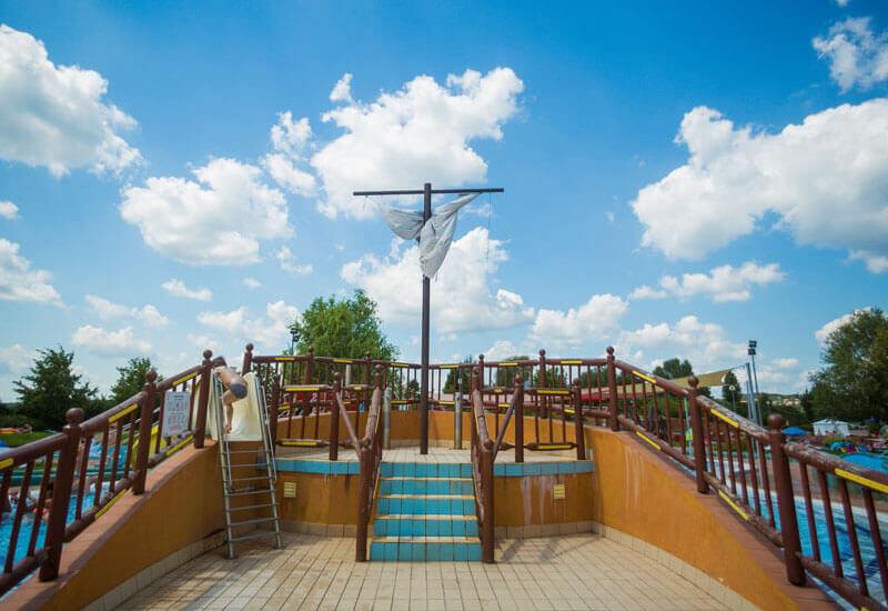 Családbarát aquapark - gyerekprogramok Balaton