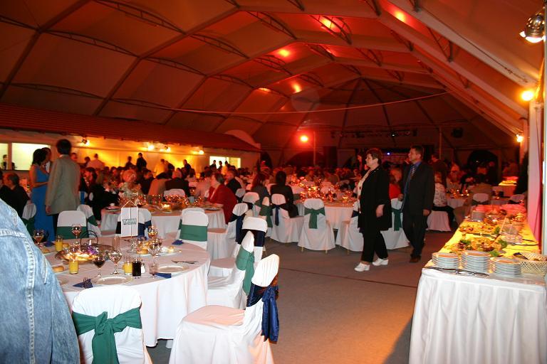 Annagora Aquapark rendezvényhelyszín rendezvénysátor Balatonfüred