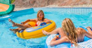 Az Annagora Aquapark hidegfron esetén is remek kikapcsolódást kínál